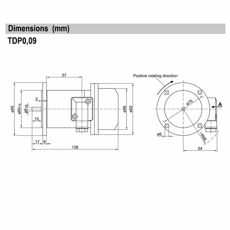 TDP0,09LT-1